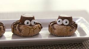 make these fool proof peanut butter u0027spider u0027 cookies for halloween