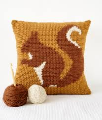 Crochet Patterns For Home Decor Crochet Decor Pattern Cushion For Fall Crochet Pattern
