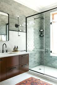 bathroom tile color ideas ceramic wall glass shower cabin bathrooms where tile totally steals the showsmall bathroom color ideas small colour
