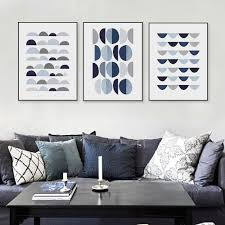 blue abstract painting reviews online shopping blue abstract