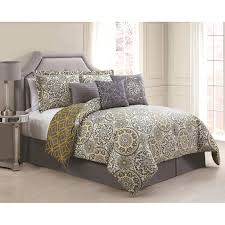 bedding ideas bright yellow bed sets light grey and yellow