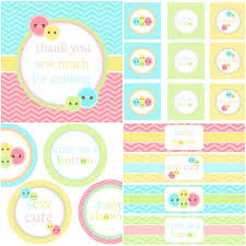 thanksgiving baby shower we heart parties blog 10 simple cute as a button party ideas