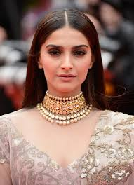 hair cut with a defined point in the back 3 hairstyles sonam kapoor glam paper bag rani a blog