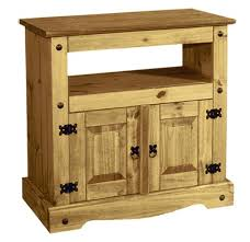 Unfinished Tv Armoire Hometime Aztec Mexican Pine 31 5