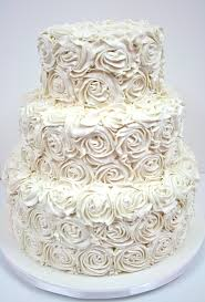 wedding cakes for winter weddings winter wedding cakes rosettes