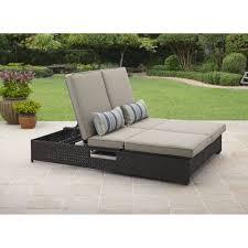 Walmart Com Patio Furniture - double chaise lounge outdoor furniture tehranmix decoration
