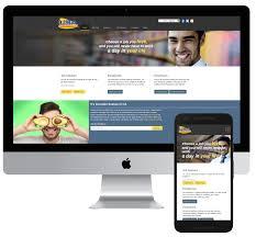 responsive web site u0026 application portfolio ping development