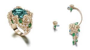 piaget bijoux jardin méditerranéen la nouvelle collection de bijoux jet set