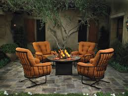 Ow Lee Fire Pit by Monterra Wrought Iron O W Lee