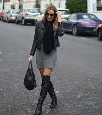 knit jumper dress camila carril