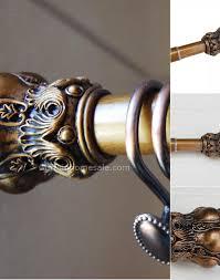 Antique Brass Shower Curtain Rod 102inch Antique Brass Gold Shower Curtain Rod