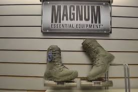 s army boots uk magnum mach 2 8 0 green lightweight combat army boots uk size