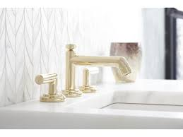 k u0026b galleries kallista pure paletta sink faucet low spout