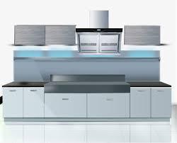 cuisine monobloc la simplicité de conception de cuisine armoire de cuisine monobloc