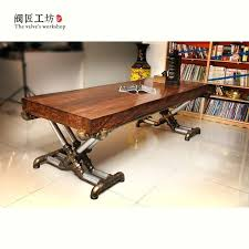 Industrial Office Desks Vintage Industrial Office Furniture Directly From China Table
