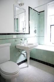 black and white bathrooms 35 vintage black and white bathroom tile ideas and pictures