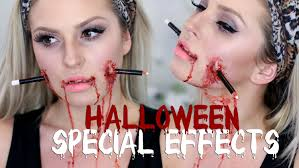 where to buy good halloween makeup pencil face halloween sfx makeup shaaanxo youtube