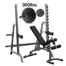 Bench Press Rack Body Solid Olympic Press Rack Package With Bench Fitness Factory