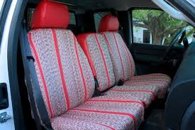 Auto Expressions Bench Seat Covers Saddle Blanket Heavy Duty Seat Covers