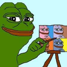 Pepe Meme - rare pepe gets blockchained made into tradable counterparty tokens