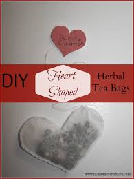 heart shaped tea bags diy heart shaped herbal tea bags bulk herb store