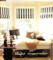 window drapery ideas decorating ideas bay window blinds homesbycarranza com