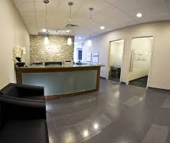 Medical Reception Desks by Royal Lepage U0027s Exceptional Real Estate Office Features An Awesome