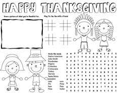 thanksgiving printables placemat thanksgiving and thanksgiving