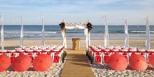 wedding venues in carolina courtyard by marriott carolina oceanfront weddings