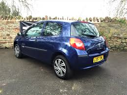 renault clio 2007 black renault clio 1 2 16v expression 3 door hatchback 2007 57 plate in