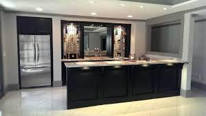 basement kitchens ideas basement kitchen and bar ideas image of basement bar design home
