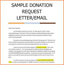 7 sle letter asking for donations for church adjustment letter