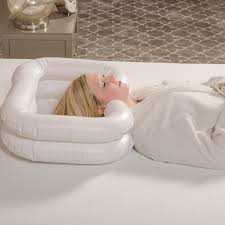 Bathtub Bed Dmi Deluxe Inflatable Bed Shampooer Basin White Walmart Com