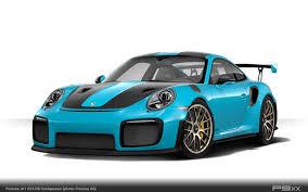 miami blue porsche 718 porsche u0027s 911 gt2 rs configurator is live u2013 p9xx
