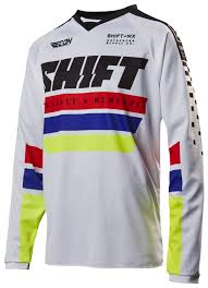 mens motocross gear shift recon phoenix jersey revzilla