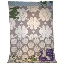 Lilac Rug Contemporary Hand Woven Rug Of Sardinian Wool Designed By Patricia