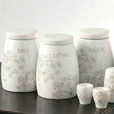 Kitchen Canisters Ceramic Sets Beauteous 60 Country Kitchen Canister Sets Ceramic Decorating