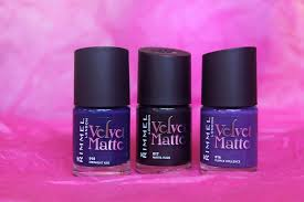 nail fail rimmel london velvet matte nail polish review make