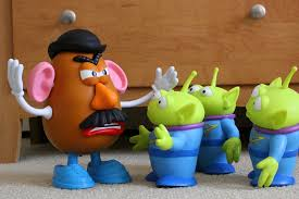 review thinkway toy story collection potato head
