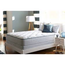 Bedroom Set With Mattress And Box Spring Sealy Posturepedic Estill Springs Mattress Plush Multiple Sizes