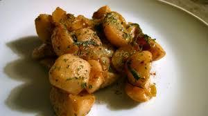 comment cuisiner des navets poêlée de navets caramélisés au miel et gingembre aux poêles etc