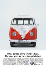 volkswagen old red the volkswagen transporter t1 is 60 years old classic u0026cool