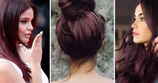 rich cherry hair colour sunset hairis the best ombre hair trend renew hair colour