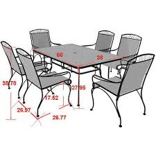 Solana Bay 7 Piece Patio Dining Set by 7 Piece Patio Sets Home Design Ideas And Pictures
