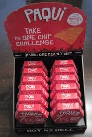 Challenge Deadly Paqui Tortilla Chips Carolina Reaper Madness And 50 Similar Items