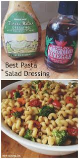 the only pasta salad recipe you really need