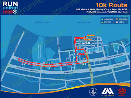 United Route Map Run United 3 Moa Route Maps Kulit On The Run
