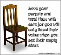 Empty Chair Poem Quotes About Empty Chairs 45 Quotes