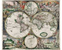 Detailed World Map Old Maps Of The World Collection Of Detailed Old Maps Of The