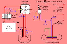 mitsubishi triton headlight wiring diagram mitsubishi wiring